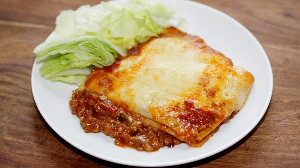 Hovězí lasagne