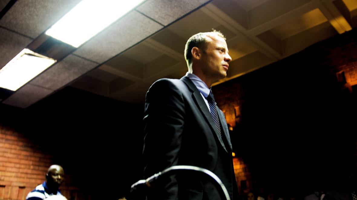 Oscar Pistorius u soudu