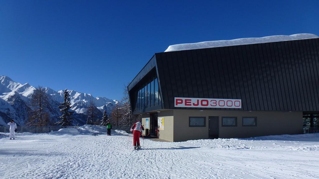 Středisko Pejo