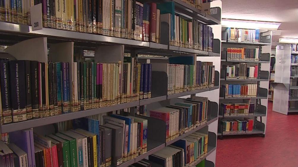 Knihovna na ESF MU