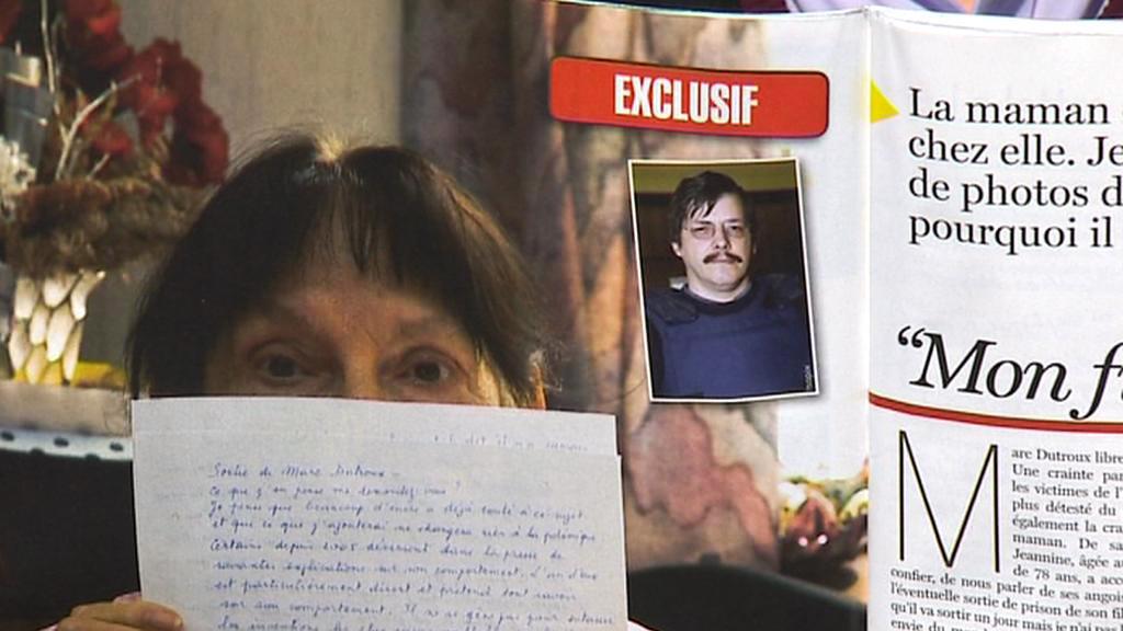 Svědectví Dutrouxovy matky