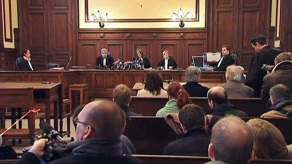 Belgický soud