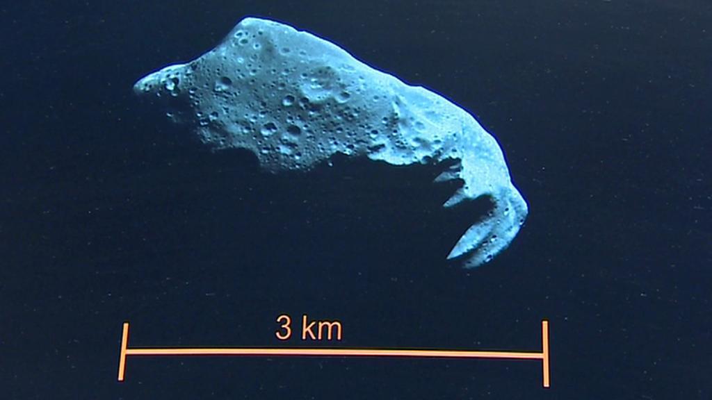 Objevená planetka
