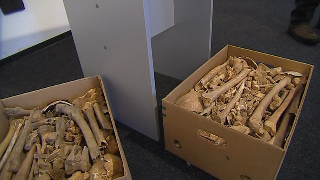 Lidské ostatky