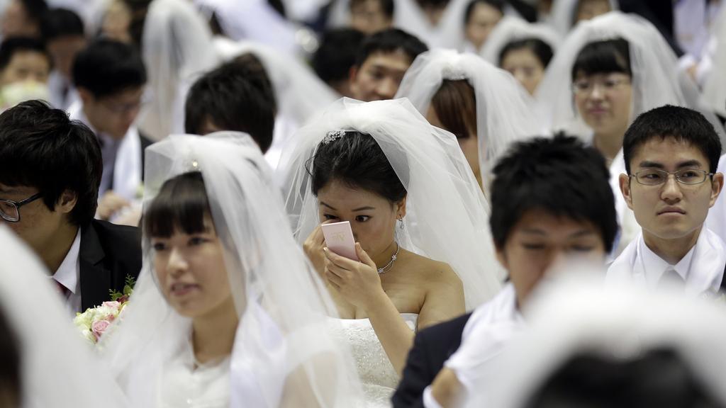 Moonistická svatba