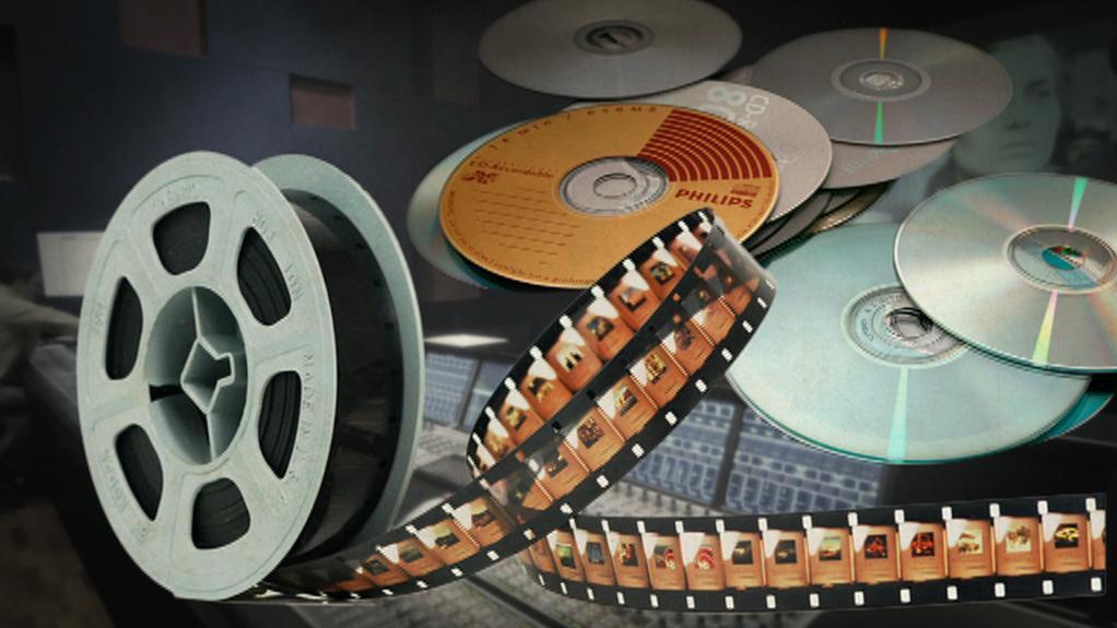 Digitalizace filmů