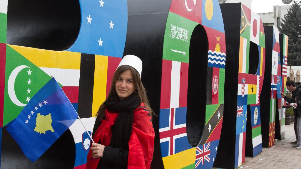 Oslavy 5. výročí nezávislého Kosova