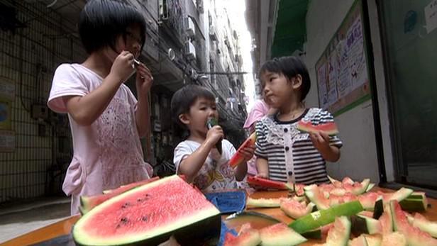 Odložené čínské děti