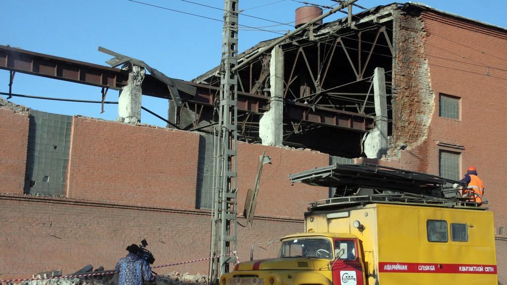 Meteorit napáchal v Rusku značné škody