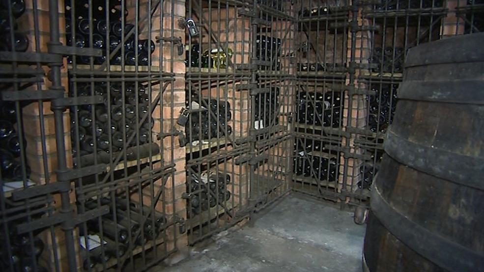 Archiv mešních vín