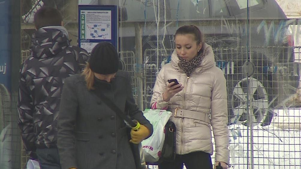 Telefonní budky vytlačují mobilní telefony