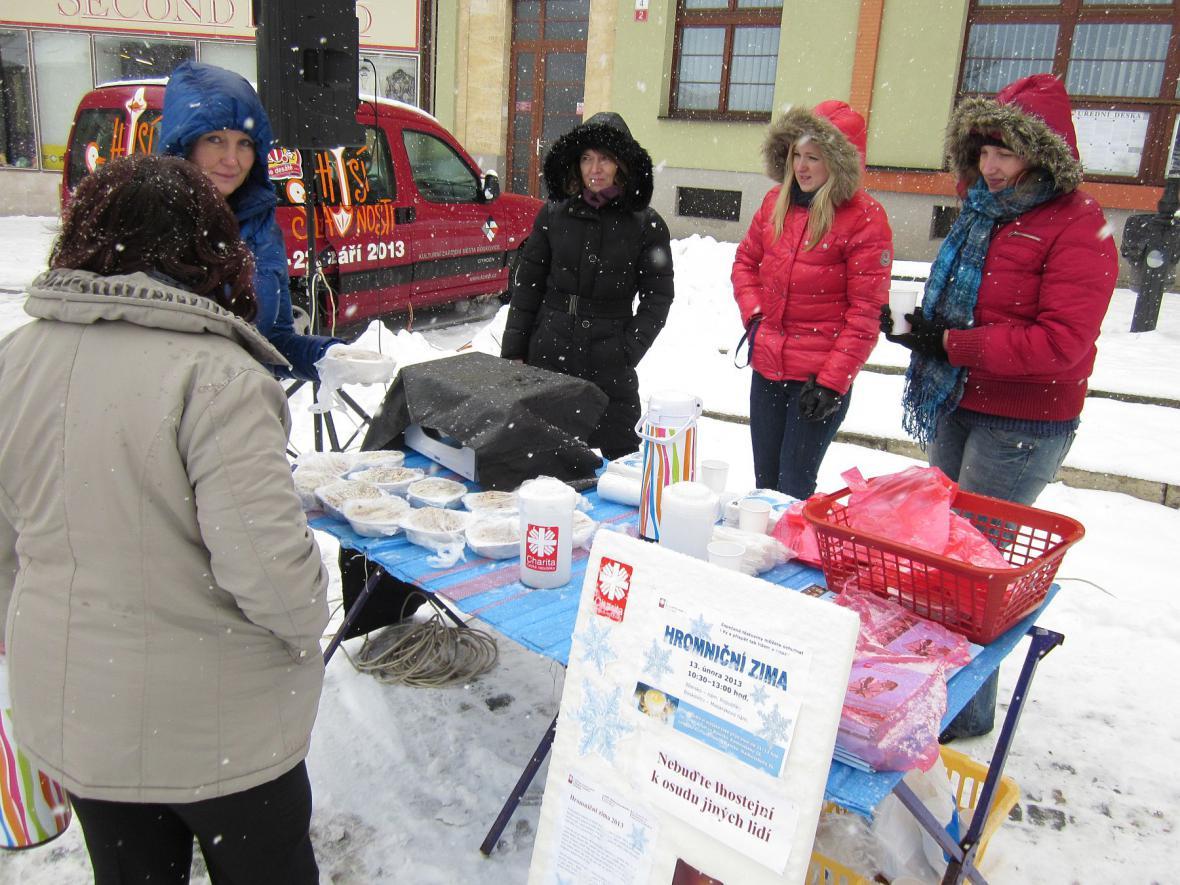 Hromniční zima 2013 - Boskovice