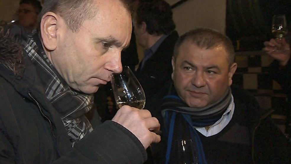 Ochutnávka mešních vín v Kroměříži