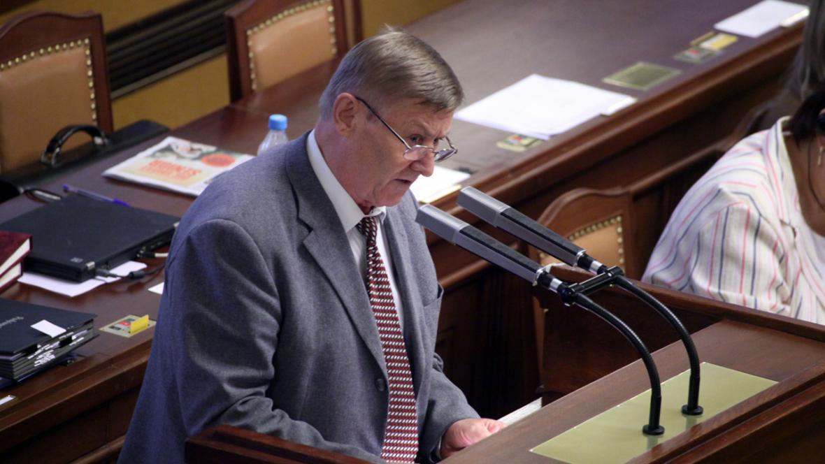 Miroslav Grebeníček (KSČM)