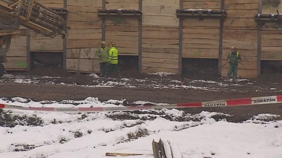 U Janáčkova divadla vzniká podzemní garáž