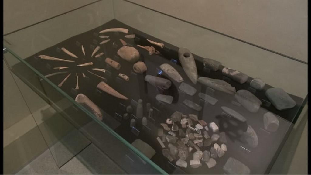 Exponáty kolínské výstavy