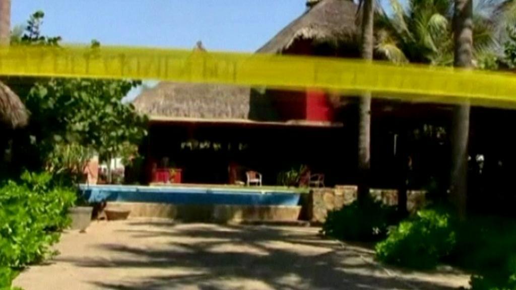 Hotel, ve kterém znásilnili turistky