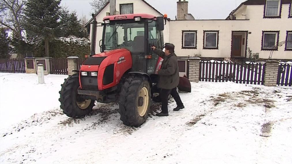 Pavel Plíšek je povoláním zemědělec