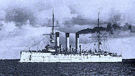Aurora v roce 1903