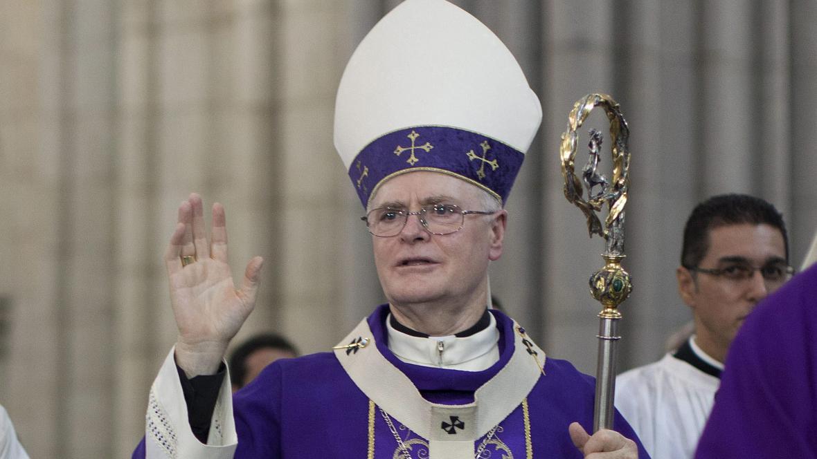 Kardinál Odilo Pedro Scherer