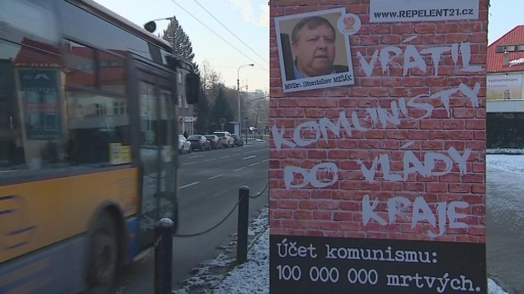 I dopravní podnik reklamu Repelentu 21 odmítnul