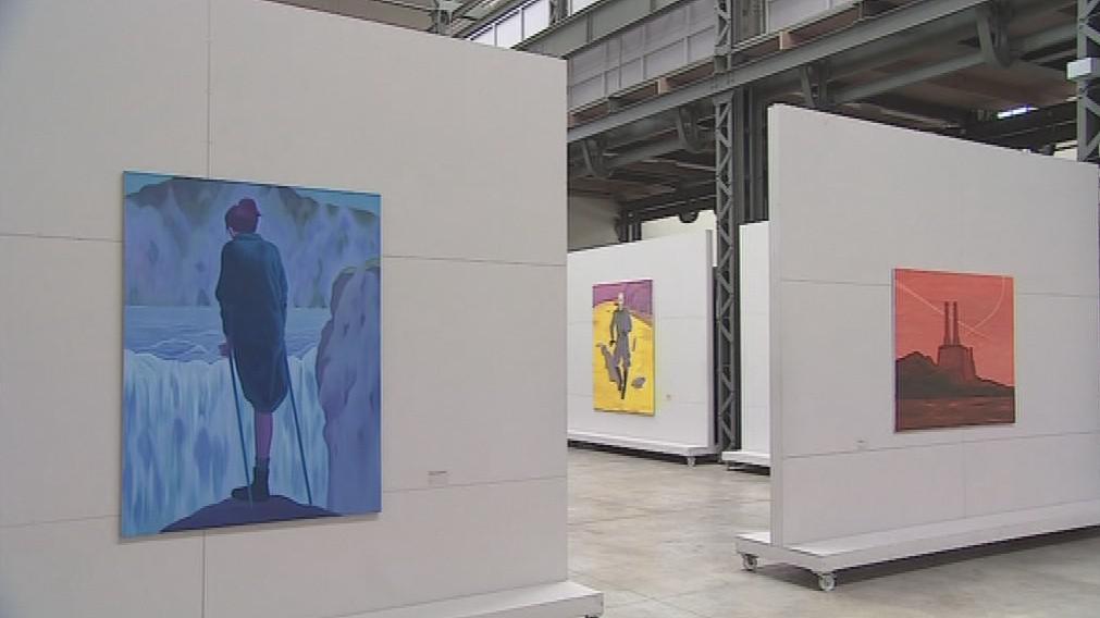 Tomáš Císařovský má na svém kontě už stovky obrazů