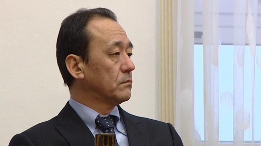 Akihisa Ota, technický ředitel KYB Europe GmbH