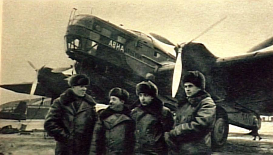 Schmidtova polární výprava