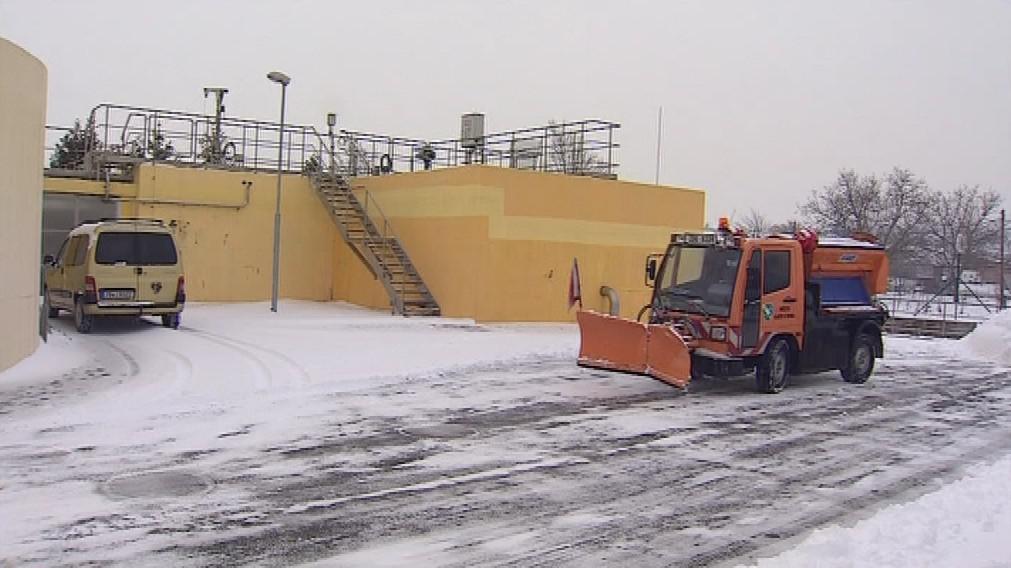 Újezd u Brna je na sníh připraven. K dispozici má i moderní techniku