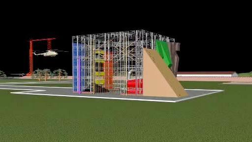 Projekt vědeckotechnologického parku