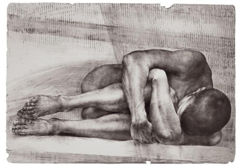 Oldřich Kulhánek / Job No. 2 - litografie 2003