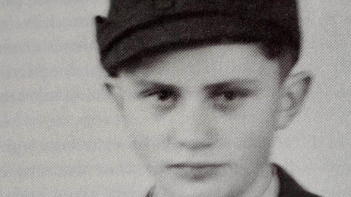 Joseph Ratzinger v 16 letech