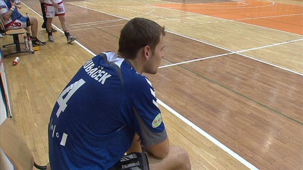 Jan Hubáček byl se šesti góly nejlepším střelcem utkání
