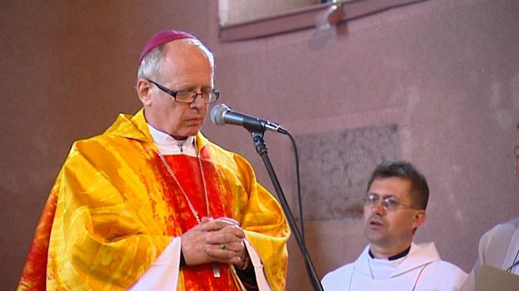 Biskup František Václav Lobkowicz
