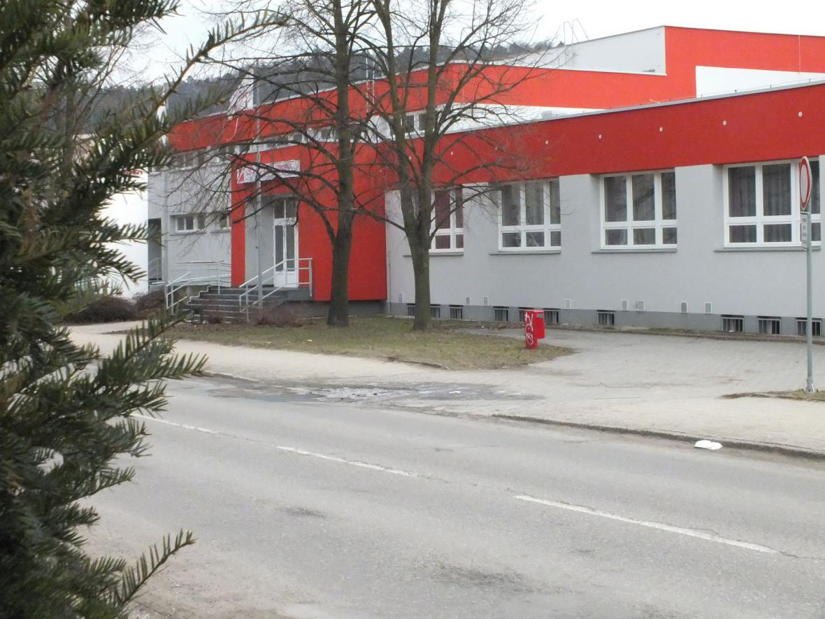 Hala v Boskovicích