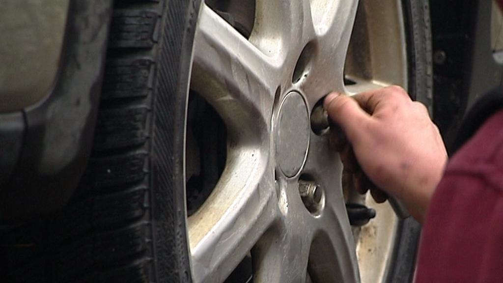 Oprava pneumatik