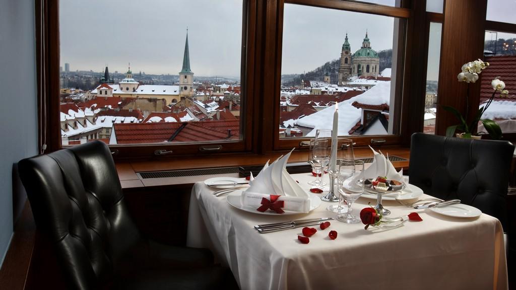 Valentýnská večeře