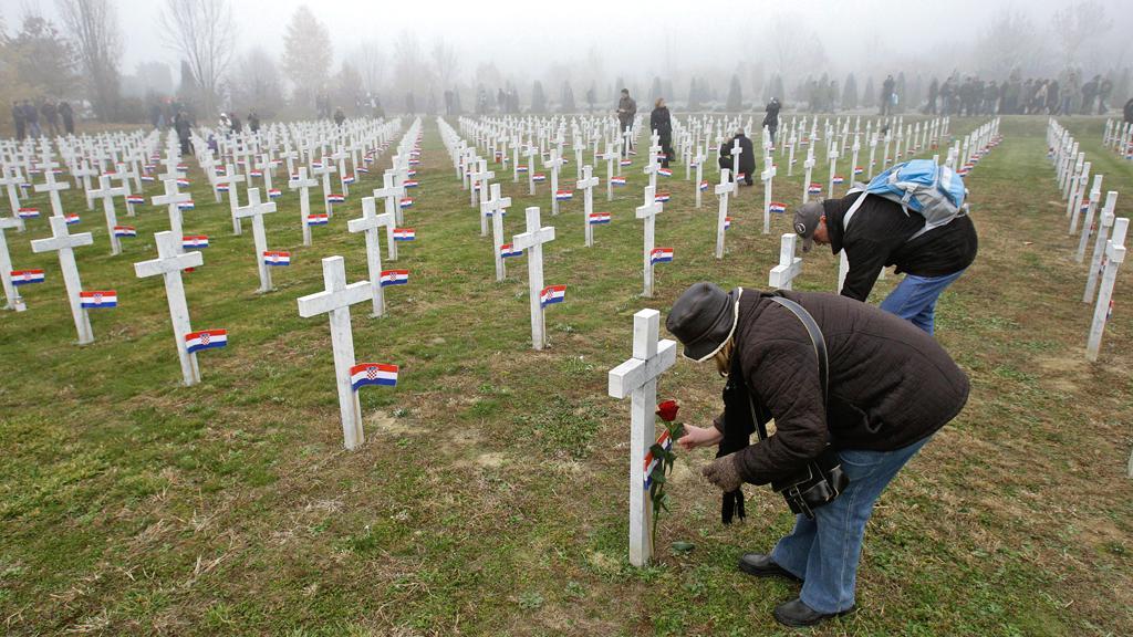 Vukovar si připomněl 20. výročí dobytí Srby