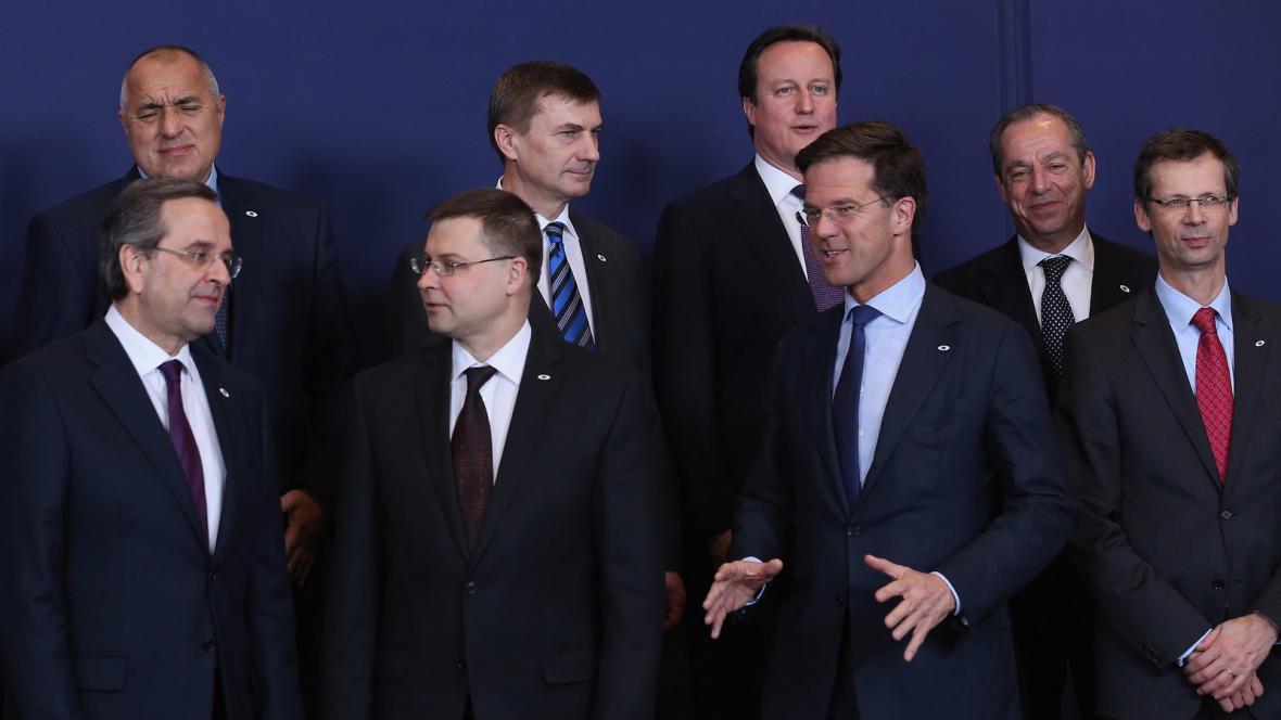 Summit EU k rozpočtu