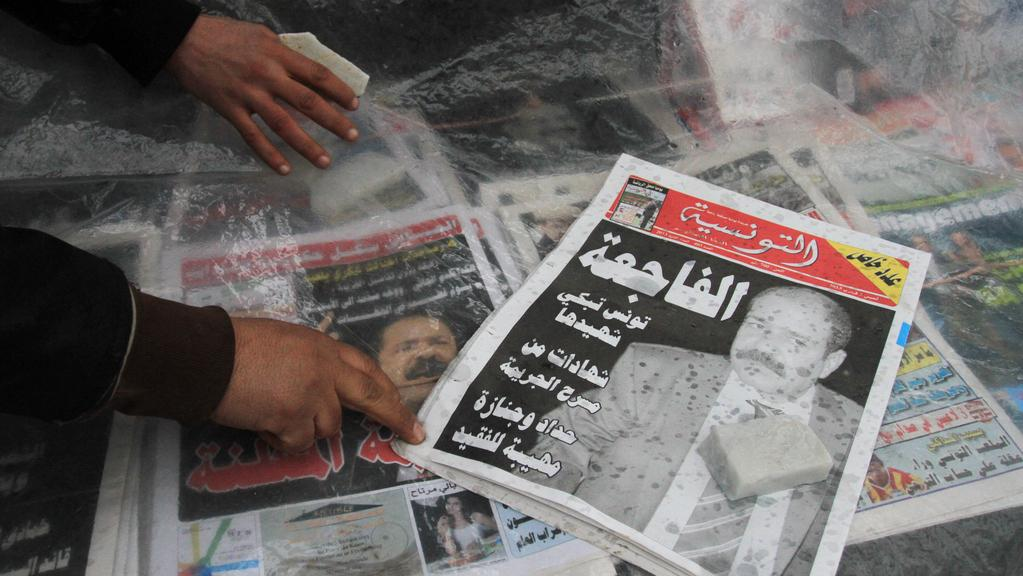 Tunisko se připravuje na pohřeb Šukrího Bilajda