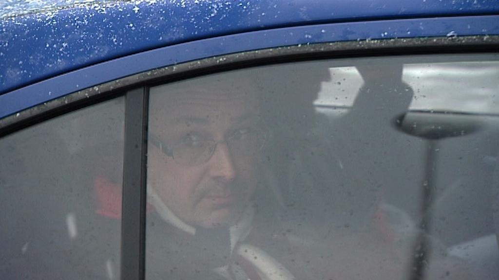 Zatčení Jana Stoklasy