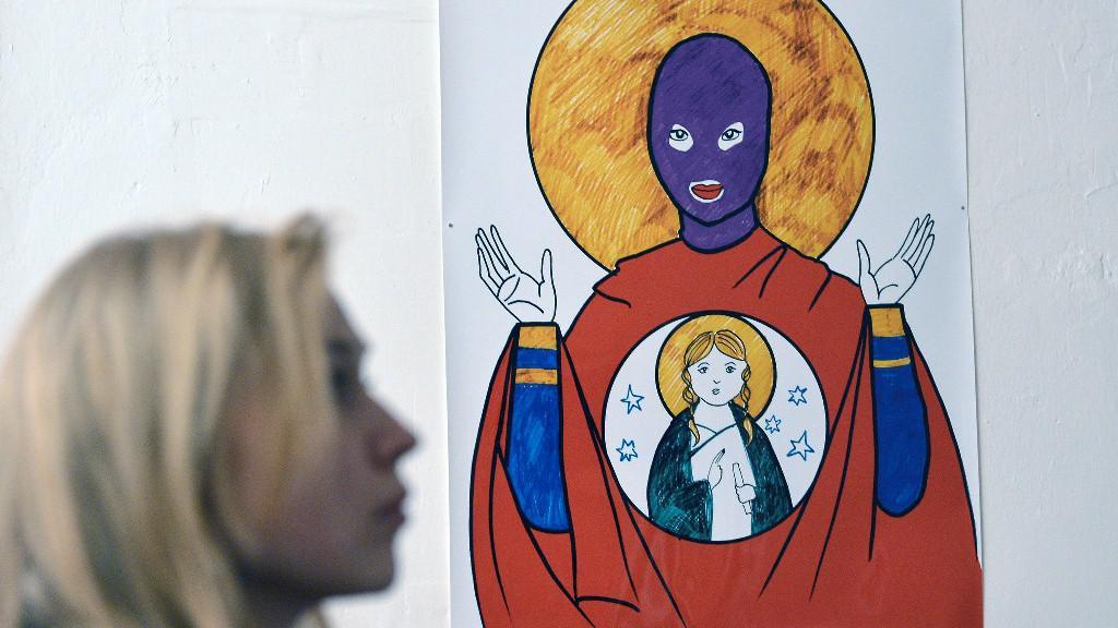 Pussy Riot a ruská tradice uměleckého vzdoru