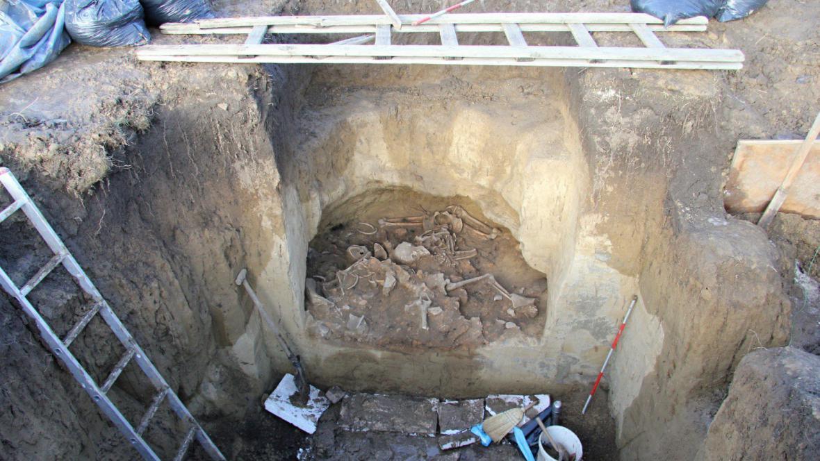 Jedná se o unikátní archeologický nález