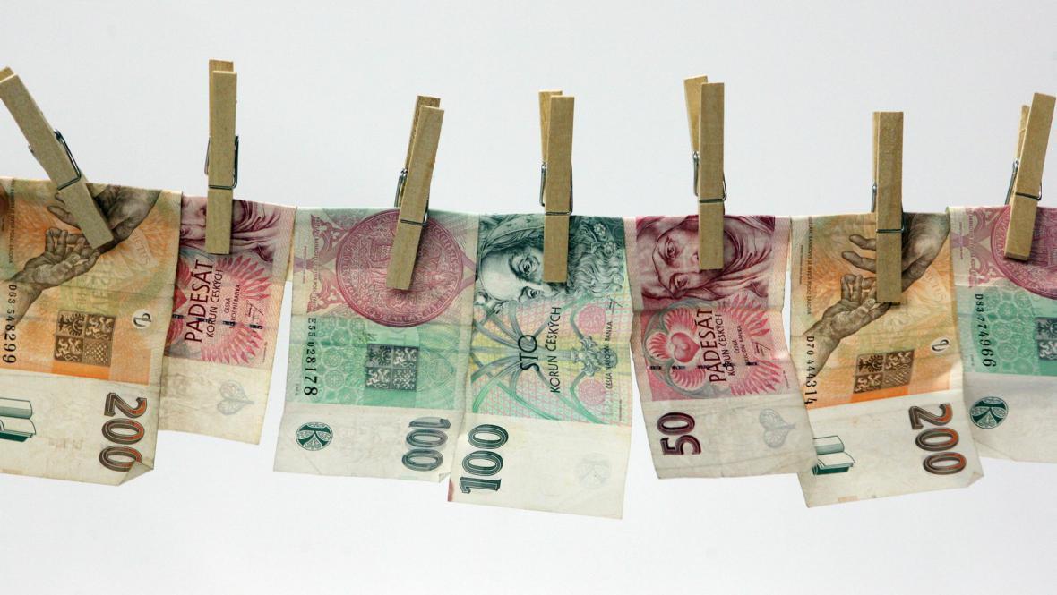 Původní české bankovky