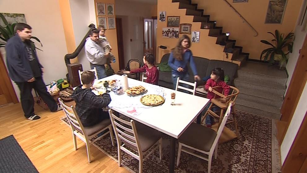 Pěstounská rodina