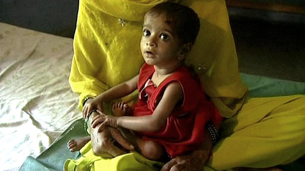 Indické dítě