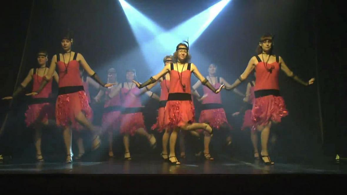 Taneční skupina Paul-Dance Jilemnice