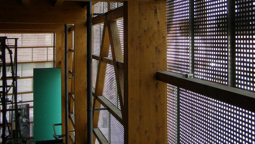 Vestibul Muzea chmelařství v Žatci