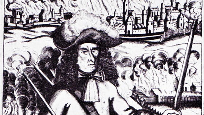 Generál Ezechiel du Mas, Comte de Melac