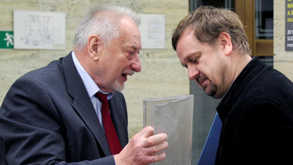 Jan Petránek a Petr Fischer